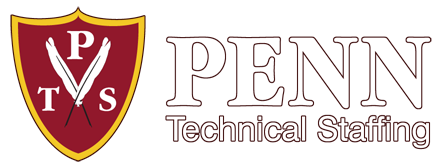 PENN Technical Staffing Logo